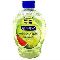 Softsoap Hand Soap Refill *crisp cucumber and melon 11.25oz