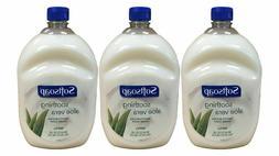 Softsoap Hand Soap Soothing Aloe Vera Moisturizing 64 Fluid