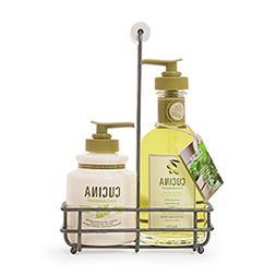 Fruits & Passion Hand Wash Hand Cream Duo Coriander & Olive
