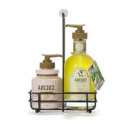 Duo Hand Wash with Hand Cream Coriander and Olive
