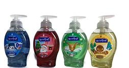 Holiday-Edition Design 4 Pack Softsoap 5.5-FL OZ-Liquid Hand