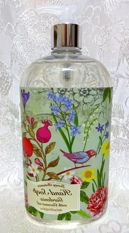 Home & Body Co GARDENIA Hand Soap w/ COCONUT OIL JUMBO Pump