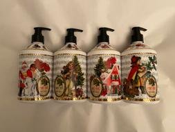 Home & Body Co Holiday Greetings Hand Soap Candy Cane 21.5 f