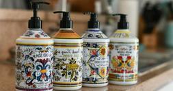 Home & Body Co ITALIAN DERUTA Hand Soap Collection 21.5 oz /
