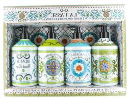 Home and Body Co La Tasse Hand Soap Collection Gift Set - 4