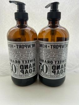 Home & Body Co. Newport+Home hand soap Set of 2 Variations i