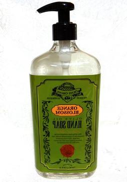 Home & Body Co ORANGE BLOSSOM Hand Soap w/ OLIVE OIL & ESSEN