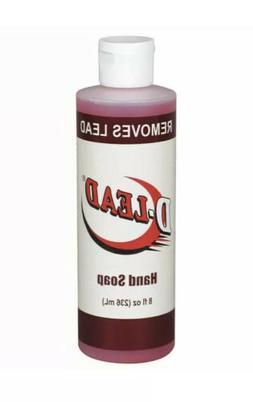 D-Lead D-LEAD 8 oz. Honey Almond Hand Soap, 4222ES-8