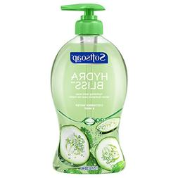 Softsoap Hydra Bliss Liquid Hand Soap, Cucumber Water and Mi