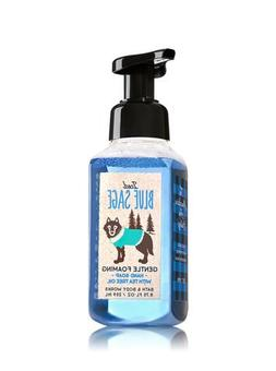 Bath and Body Works Iced Blue Sage Gentle Foaming Hand Soap