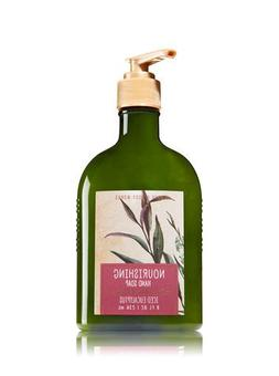 Bath and Body Works Iced Eucalyptus Hand Soap with Shea Extr