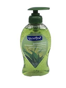 invigorating eucalyptus aloe hand soap