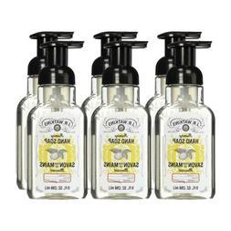 J.R. Watkins Foaming Hand Soap, Lemon, 9 ounce