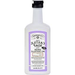 J.R. Watkins Hand Soap - Castile - Liquid - Lavender - 11 oz