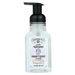 J.R. Watkins Hand Soap - Foaming - Lavender - 9 oz