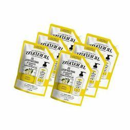 J.R. Watkins Hand Soap, Gel, 34 fl oz, Lemon, Refill Pouch