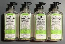 J.R. Watkins Liquid Hand Soap Aloe And Green Tea  ~ X2 ~