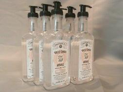 J.R. Watkins Liquid Hand Soap Grapefruit 11 ounce Pack of 6