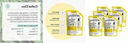 J.R. Watkins Liquid Hand Soap Refill Pouch, Lemon, 6 Count