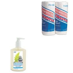 KITBWK6272BWK8500 - Value Kit - Boardwalk Liquid Hand Soap