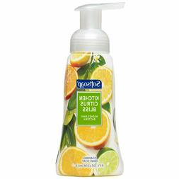 Softsoap Kitchen Citrus Bliss Foaming Liquid Hand Soap, 8 Ou