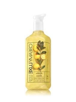 Bath & Body Works ~ Kitchen Lemon ~ Creamy Luxe Hand Soap ~
