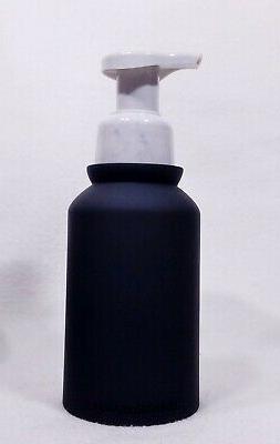 1 Bath & Body Works MATTE BLACK & MARBLE Foaming Hand Soap D