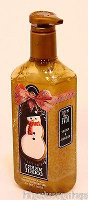 1 Bath & Body Works MERRY COOKIE Deep Cleansing Hand Soap