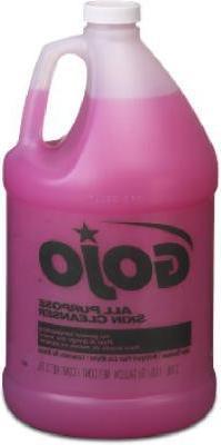 Go-Jo 180704 Bulk Pour All-Purpose Pink Lotion Soap  Floral