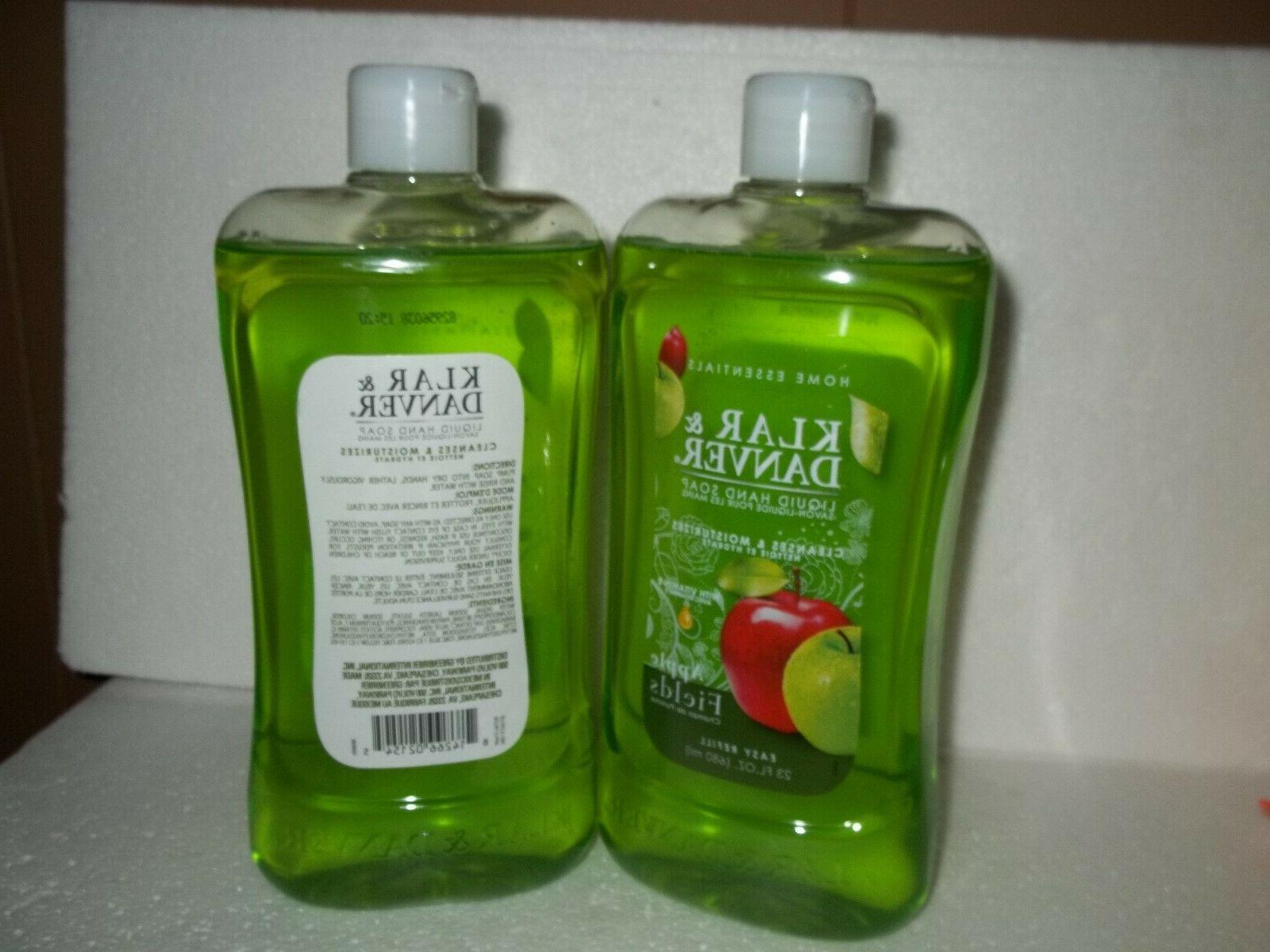 & Liquid Hand Fields Easy Size /vitamin