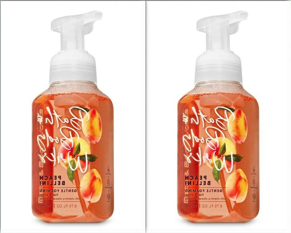 2 pack bath and body works gentle
