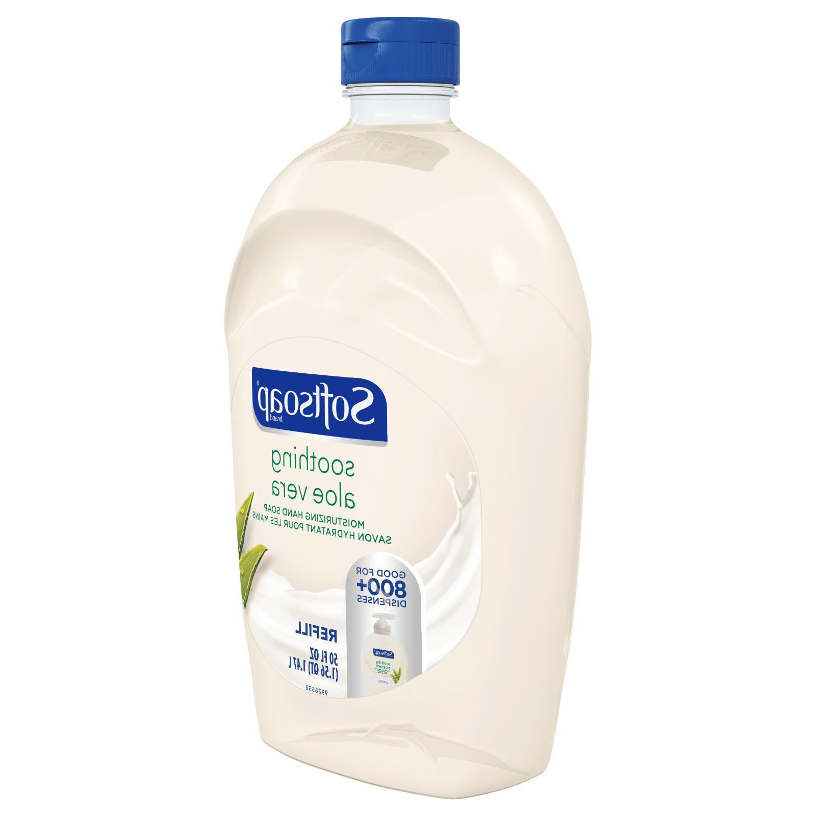 LIQUID SOAP REFILL VERA 50