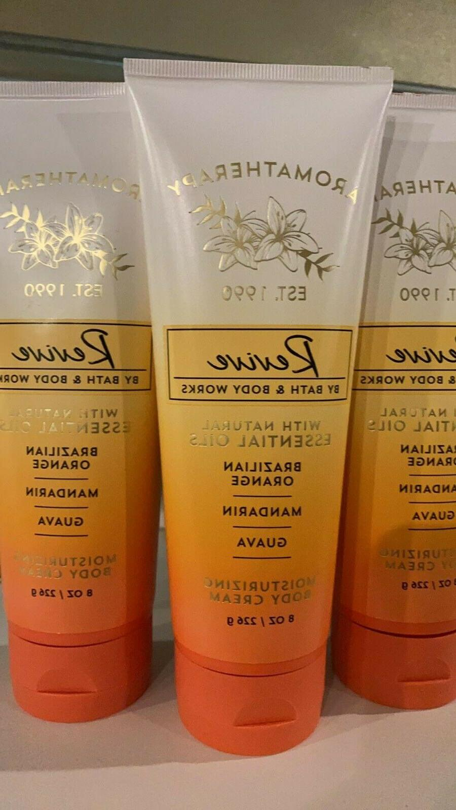 3 bath and body works champagne toast