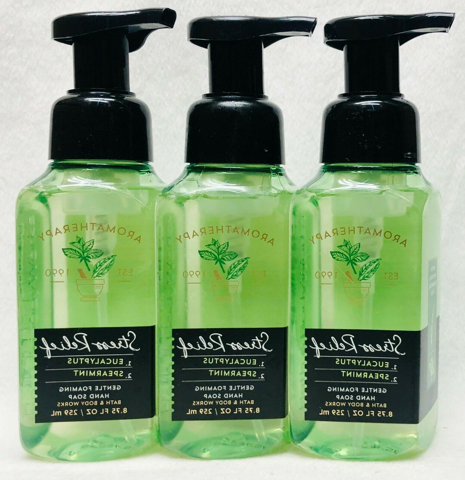 3 bath and body works stress relief
