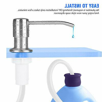 300ML Sink Dispenser Kitchen Liquid Bottle