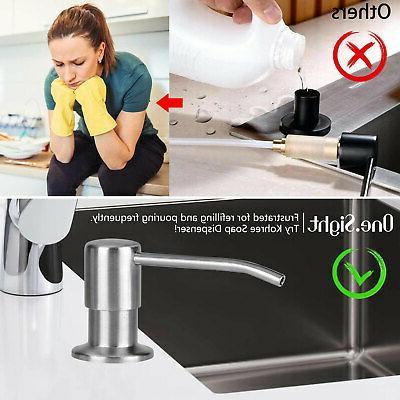 300ML Kitchen Liquid Pump Tube
