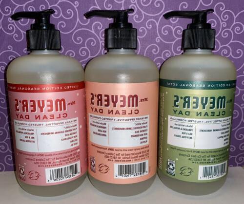 Mrs. 3X Hand Soap Pine Scent oz