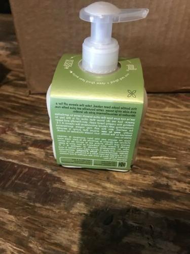6 Bottles Leaf Hand Soap