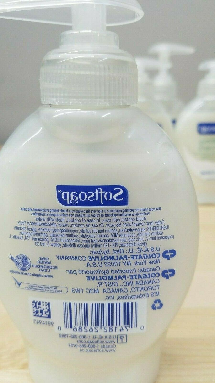 6 Softsoap Liquid 5.5 OZ