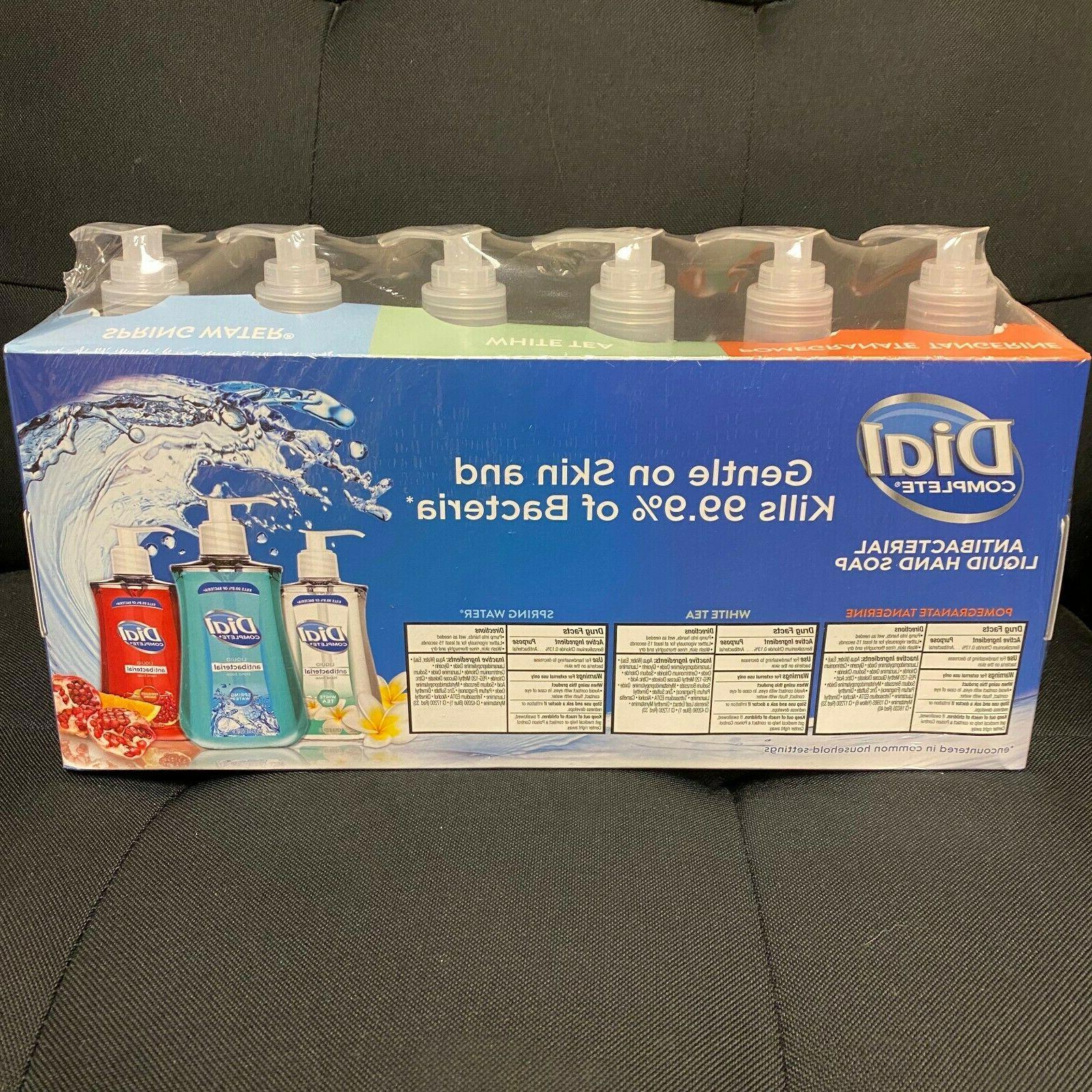 6 Complete Liquid Soap Wash 9.375 each pk.
