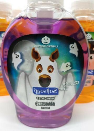 8 Liquid Soap HALLOWEEN LIMITED 2020 ~7.5 oz