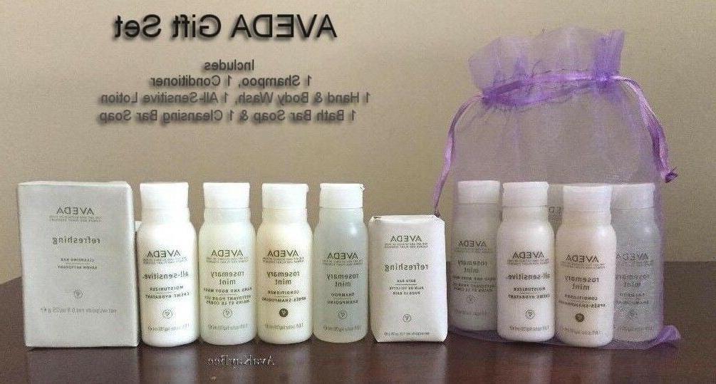 AVEDA Shampoo Conditioner Hand Body Wash Moisturizer 2 Soap