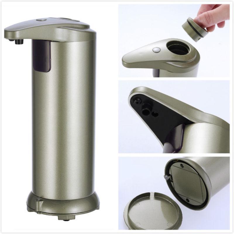 Automatic Dish Soap Motion Sensor Hand Soap Dispenser For Ba