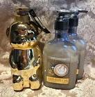 Bath & Body Works  GOLD BEAR SOAP DISPENSER & MARSHMALLOW PU