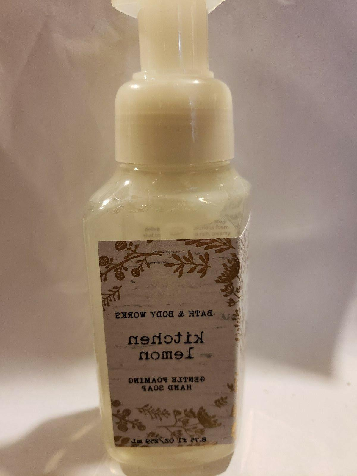 Bath & Body Works Gentle foaming Hand Soap 8.75 oz Kitchen L