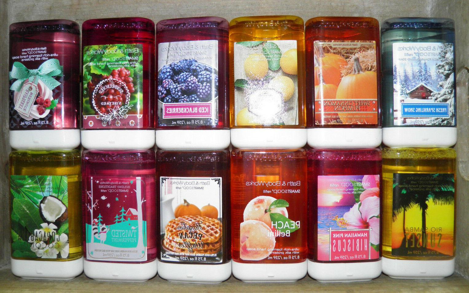 Bath & Body Works Smartsoap Refill Foaming Hand Soap Smart S