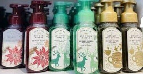 Bath and Body Works Gentle Foaming Liquid Hand Soap 8.75 fl