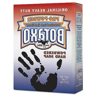 powdered original hand soap unscented powder 5lb
