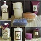 Bubble bath salts Shower Gel lotion Foot Soak Hand Cream soa