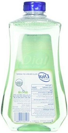 Dial Complete Antibacterial Hand Soap Fresh Pear, Fluid